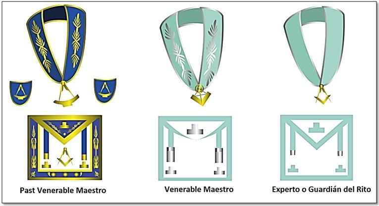 Resultado de imagen de condecoraciones masonicas
