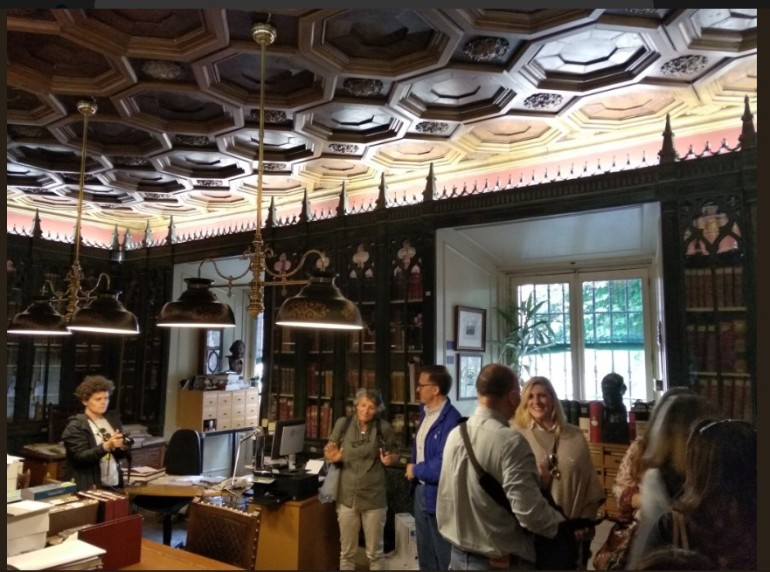 Biblioteca Diputación de Segovia